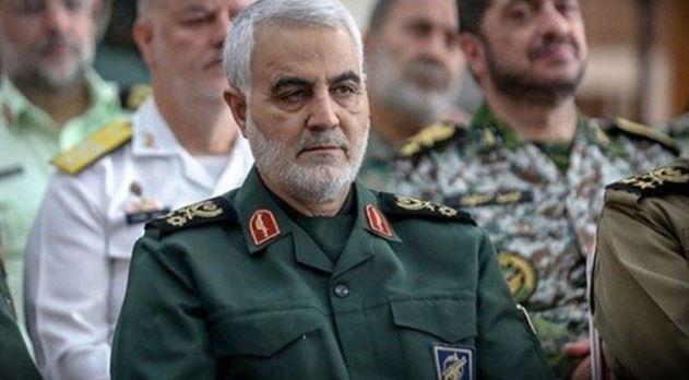 Major General Qasem Soleimani