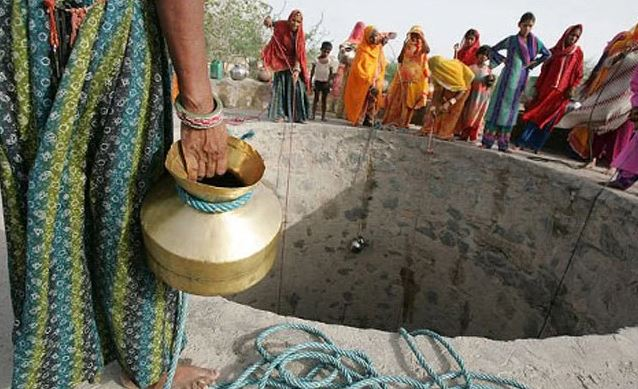 Ground water crisis