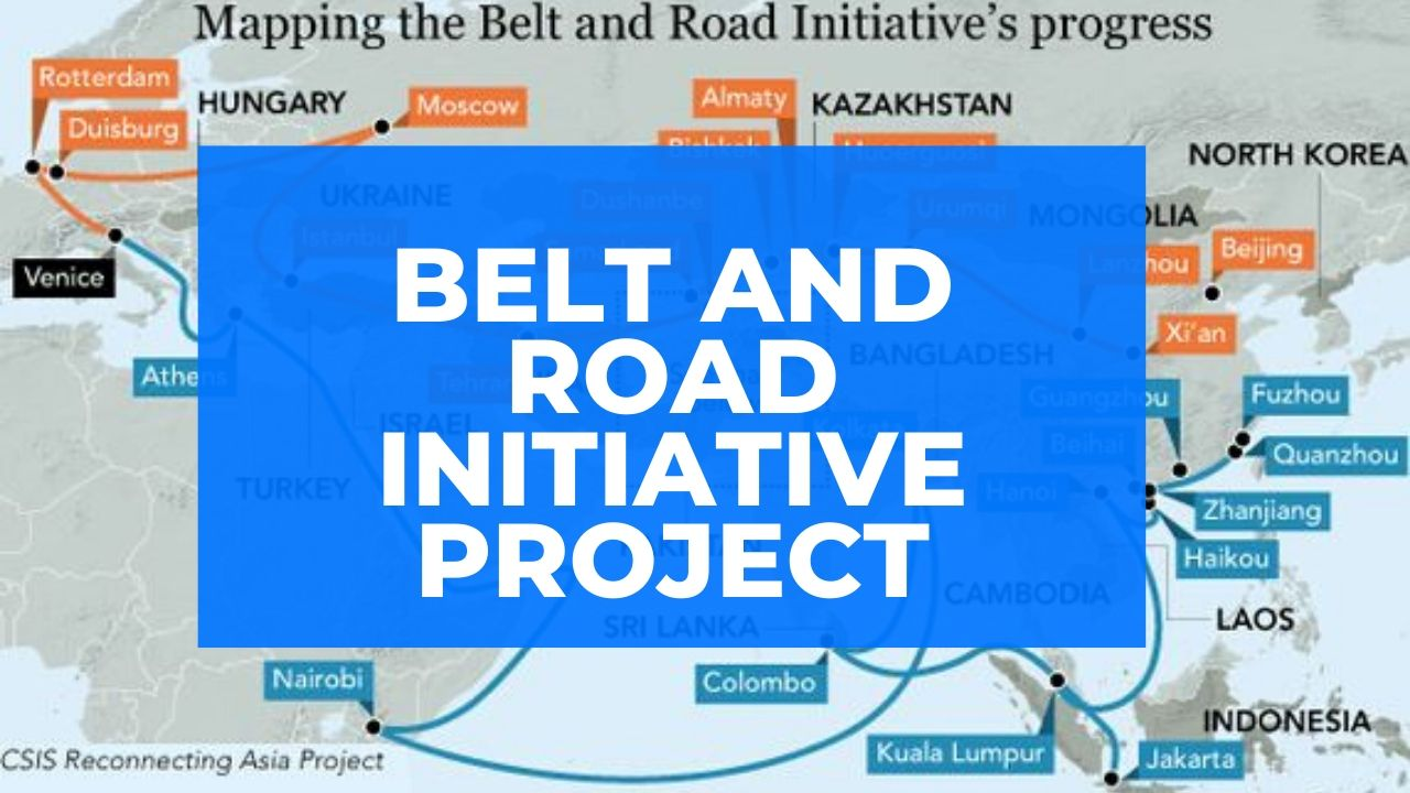 Belt and Road Initiative Project
